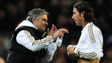 José Mourinho y su guiño al Real Madrid: