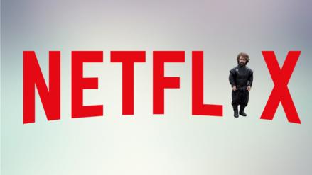 """Solo Netflix podría reaccionar así al estreno de la nueva temporada de """"Game of Thrones"""" en HBO"""