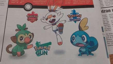 ¿Pokémon Gun? El meme que fue anunciado como un juego oficial por un diario mexicano