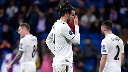 Real Madrid vivió una semana de terror
