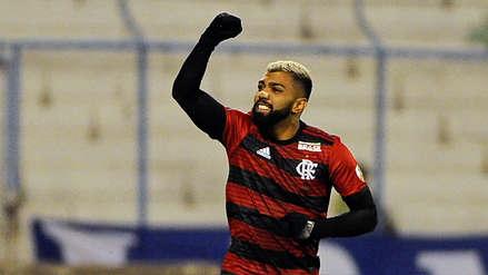Flamengo ganó 1-0 a San José por el Grupo D de la Copa Libertadores 2019