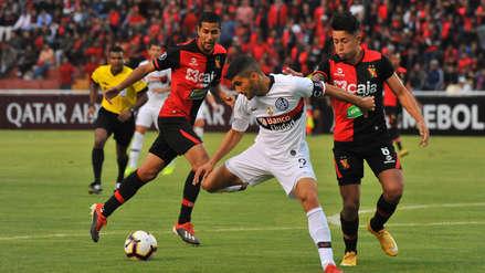Melgar empató 0-0 con San Lorenzo en la UNSA por el grupo F de la Copa Libertadores