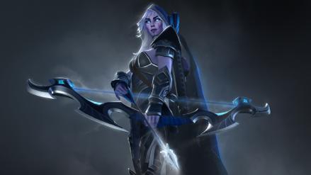 Dota 2 | Drow Ranger actualiza su modelo en nueva actualización de Dota 2