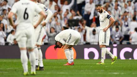 Dani Carvajal tras la derrota del Real Madrid: