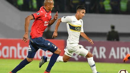 Boca Juniors rescató un empate ante Wilstermann por la Copa Libertadores