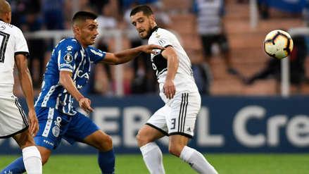 Olimpia igualó 0-0 con Godoy Cruz por el Grupo C de la Copa Libertadores 2019