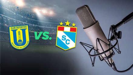 ESCUCHAR RADIO Sporting Cristal vs. Universidad de Concepción EN VIVO: RPP Noticias transmite el partido por el grupo C de la Copa Libertadores