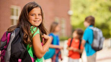 Cinco consejos para que los escolares no sufran por el calor en verano