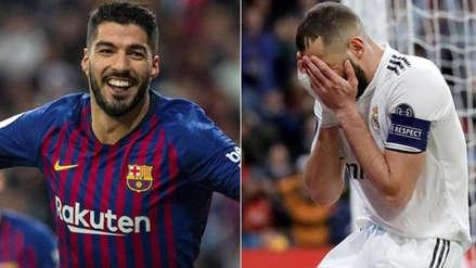 Real Madrid | Luis Suárez: el mensaje que publicó tras la eliminación del equipo merengue