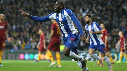 Porto derrotó a la Roma y avanzó a los cuartos de final de la Champions League