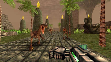 Turok, clásico videojuego de 1997, llegará a Nintendo Switch