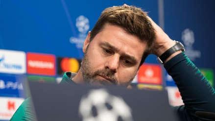 Mauricio Pochettino fue sancionado con dos partidos de suspensión en la Premier League