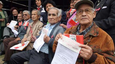 Congreso revive jubilación anticipada para afiliados de AFP