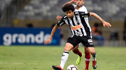 Cerro Porteño ganó 1-0 a Atlético Mineiro por el Grupo E de la Copa Libertadores