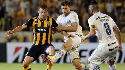 Rosario Central empató 1-1 con Gremio por el grupo H de la Copa Libertadores 2019
