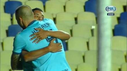 Sporting Cristal empató a Universidad de Concepción con este gol de Cristian Palacios