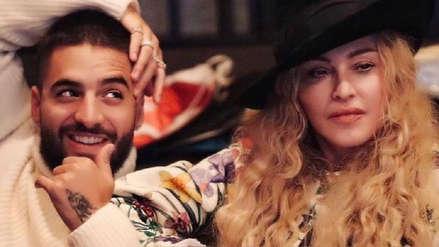 ¿Qué dijo Maluma sobre su próxima que colaboración con Madonna?