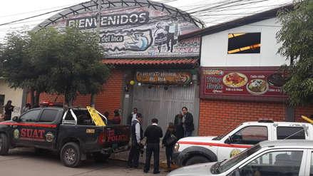 Robo de dinero es una de las hipótesis tras la muerte de dueño de picantería en Cusco
