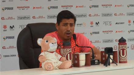 Nicolás Córdova les deseó