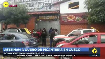 Dueño de picantería fue hallado muerto en su local en Cusco: familia denuncia que recibía amenazas