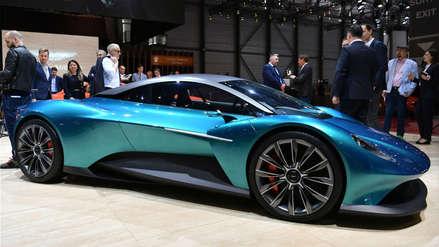Nueve fotos de los modelos más lujosos expuestos en el Salón del Automóvil de Ginebra