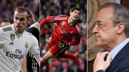 Real Madrid: los jugadores