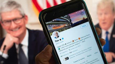 ¿Por qué el CEO de Apple se llama ahora Tim Apple en Twitter?