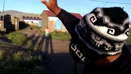 Reportan caída de objeto no identificado en centro poblado de Puno