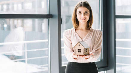 Cuatro de cada diez compradores inmobiliarios son mujeres