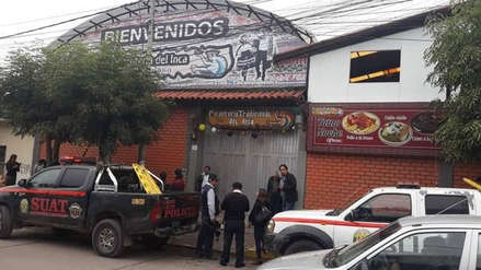 El principal sospechoso del asesinato de dueño de picantería en Cusco es uno de sus trabajadores