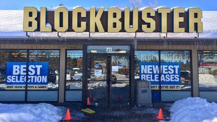 Se resiste a morir: Esta es la última tienda de Blockbuster en todo el mundo