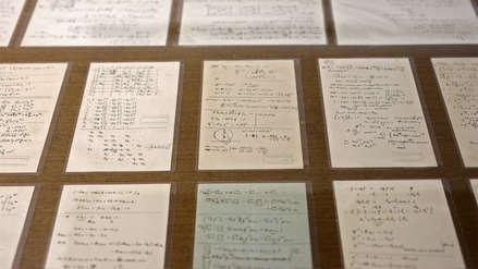Investigadores revelan cartas inéditas de Albert Einstein: estos son sus contenidos
