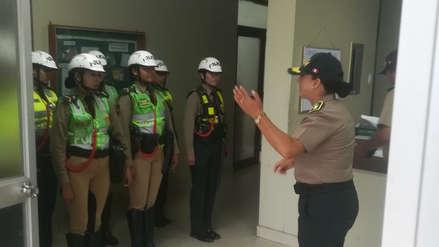 Conozca a Astrid Salas, la mujer policía que tiene a su cargo cinco comisarías de Lambayeque