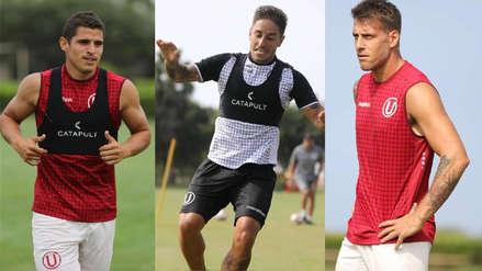 Universitario de Deportes: Aldo Corzo, Alejandro Hohberg y Germán Denis enviaron mensaje al hincha