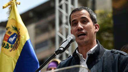 Juan Guaidó llama a venezolanos a marchar con