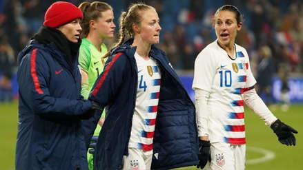 Selección Femenina de Estados Unidos demandó a su Federación por discriminación