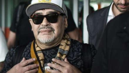 Diego Maradona tiene tres hijos en Cuba y los va a reconocer