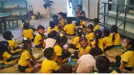La historia de la bibliotecaria que llegó de Argentina para impulsar la lectura en Piura