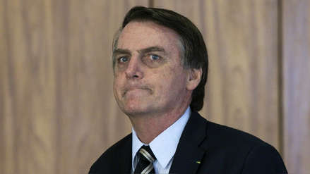 Jair Bolsonaro se refiere a la mujer como