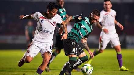 Sin Iván Santillán, Veracruz igualó con Santos Laguna y sigue sin poder ganar en el Torneo Clausura