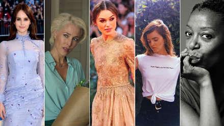 Emma Watson, Keira Knightley y otras 74 mujeres firmaron una carta exigiendo igualdad de género