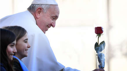 El Papa agradece la