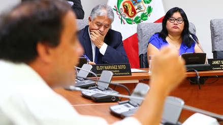 Presidenta de Comisión de Ética dice que no se siente cómoda trabajando con Yonhy Lescano