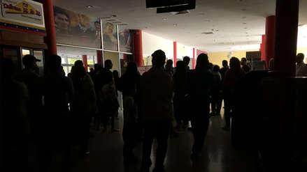 Así luce Venezuela en el segundo día del masivo apagón
