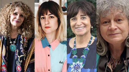Cuatro escritoras asistentes que hablarán sobre la igualdad de género en la Fil Lima 2019