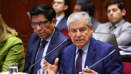 César Villanueva: ¿qué opina sobre la posibilidad de que Vicente Zeballos lo reemplace en la PCM?