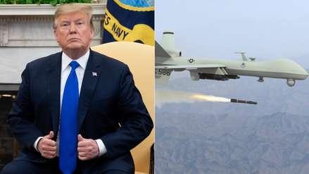 Trump anula la obligación de que la CIA informe si mata a civiles en ataques con drones