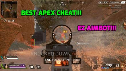 Apex Legends expulsa 350,000 jugadores detectados como hackers