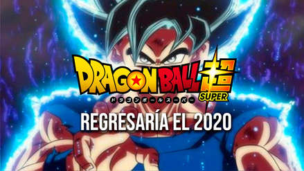 Dragon Ball Super podría lanzar nuevo anime el 2020 según programación de TV japonesa