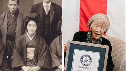 Conoce a la persona declarada por el Record Guinness como la más anciana del mundo con 116 años